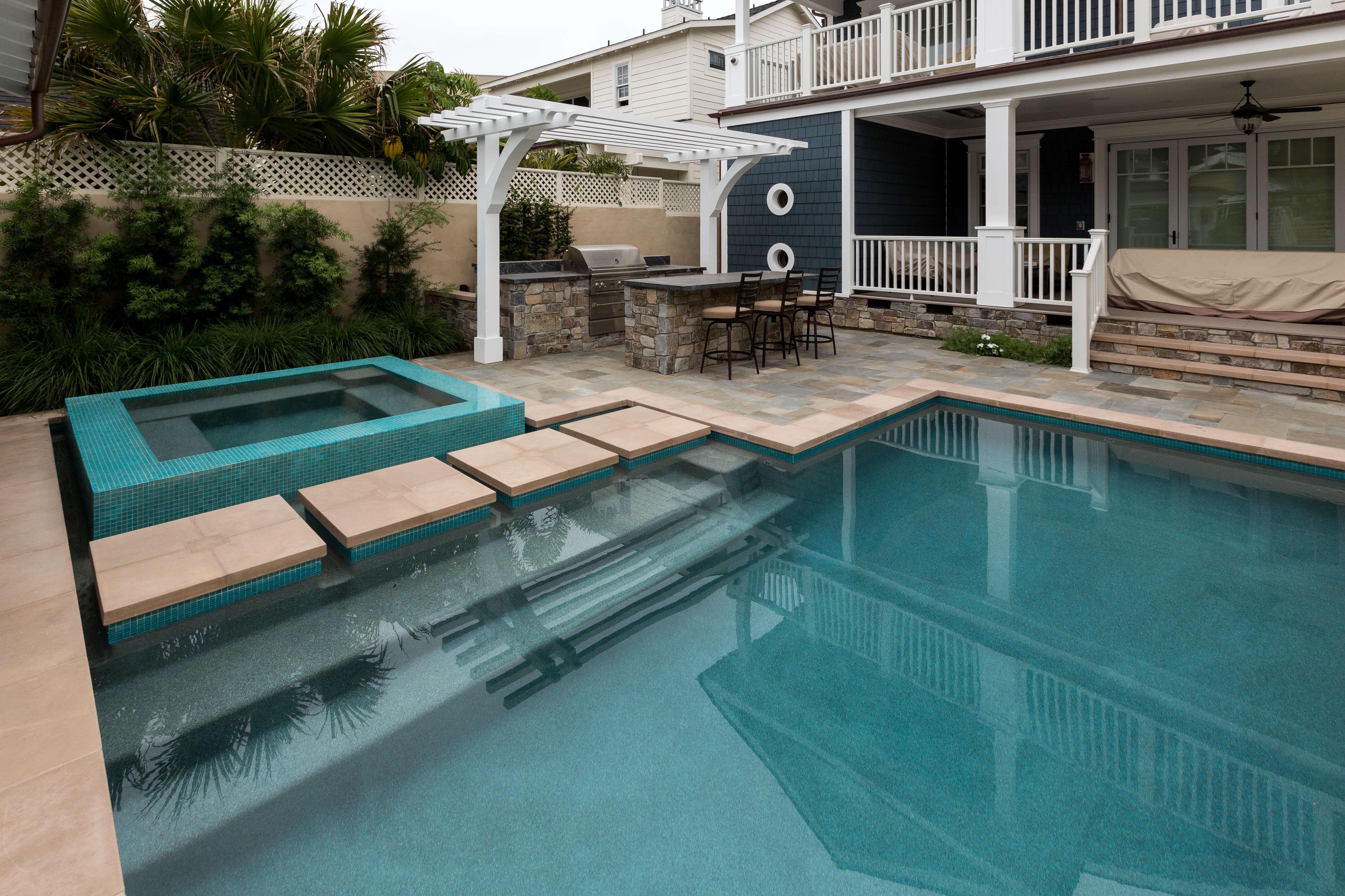 Outdoor Living Photos San Diego | Outdoor Kitchens | Custom Pool Builder