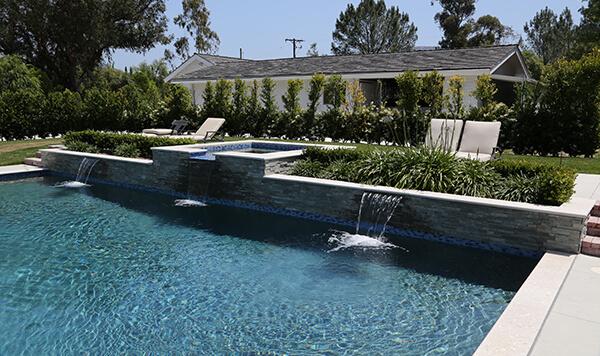 custom swimming pool builder san diego outdoor living design